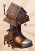 Paul Bunyan's Boot