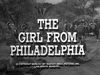 The Girl from Philadelphia