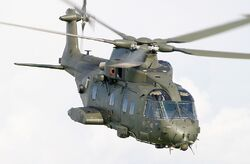 UH-101C Merlin
