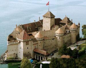 Château de Chillon - Montreux