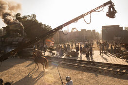 Westworld behind the scenes