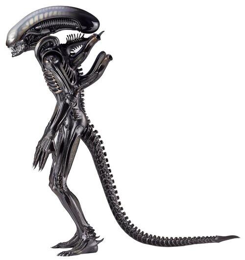 Mega Sofubi Advance MA-005 Alien