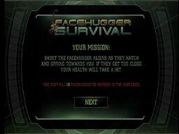Facehugger Survival