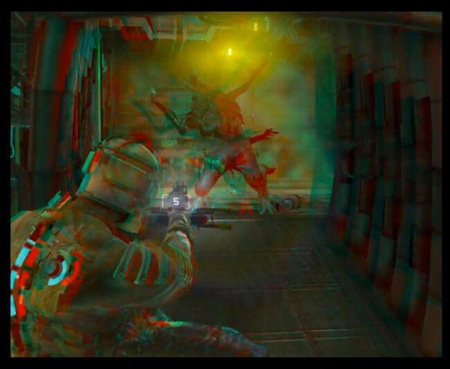 Dead Space in 3D (RedCyan) (8)