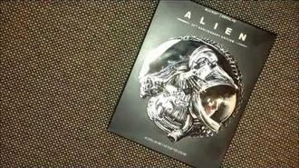 Alien 35th Anniversary Blu-ray unbox review