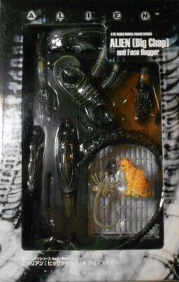 Alien Big Chap Aoshima