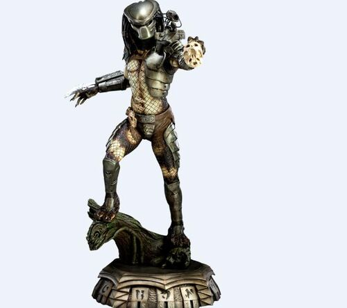 Predator Statue by Sideshow Collectibles