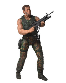 Predator Dutch Action Figure