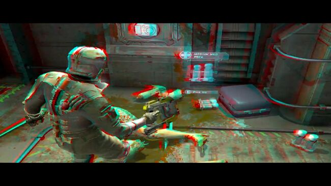 Dead Space in 3D (RedCyan) (3)