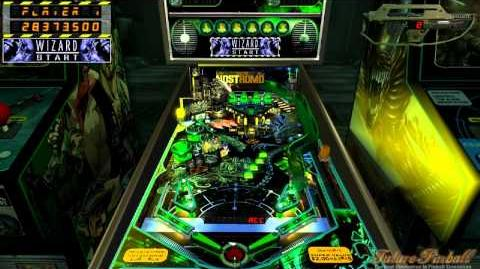 Aliens Legacy Pinball - Hudson