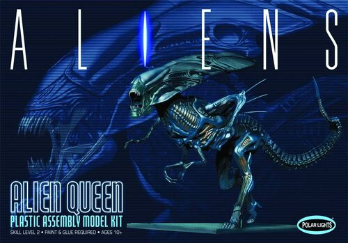 Alien Queen Polar Lights