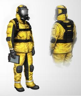 W-Y Hazmat Scientist