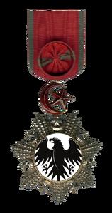 NI Honored Eagle