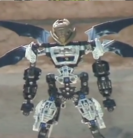 Icarax's hero armor