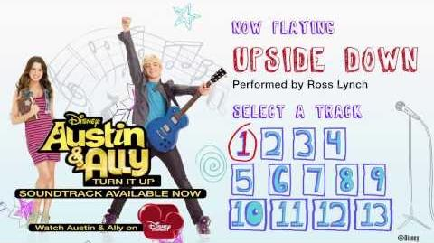 Austin & Ally Turn It Up (Soundtrack from the TV Series) - Album Sampler-0