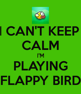 I-cant-keep-calm-im-playing-flappy-bird