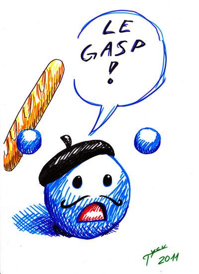 Le Gasp O.O