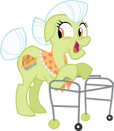 Granny smith vector by dignifiedjustice-d4ahdpe