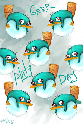 File:Today is the platypus day by mirta riga-d5wpp6q.jpg