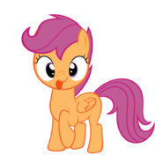 Scootaloo by thenaro-d4d4dih