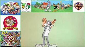 BUGS BUNNY La Rabieta Del Conejo Rabbit Rampage AT