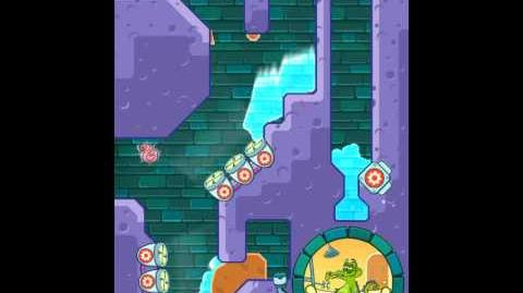 Where's My Water? Level 8-5 Caution to the Wind Walkthrough