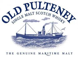 Old Pulteney distillery Logo