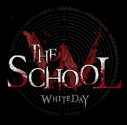 The School White Day Logo