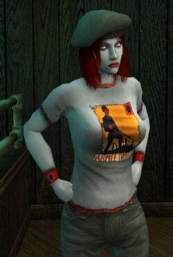 Damsel vtmb game model