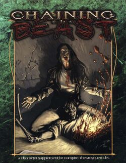 Chaining the Beast - book cover