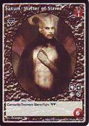 Saxum VTES card