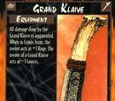 Grand Klaive
