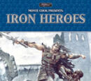 Monte Cook Presents: Iron Heroes