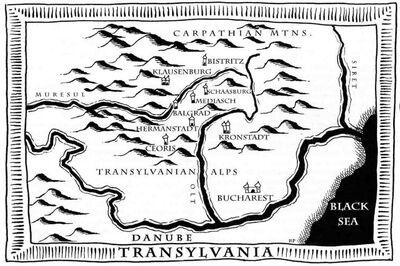 Transylvania Dark Ages