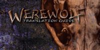 Werewolf Translation Guide