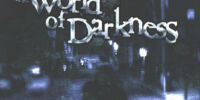 World of Darkness Storyteller Screen