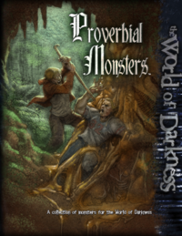 Wodproverbialmonsters