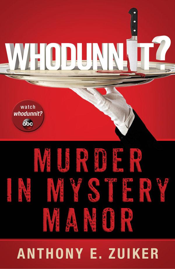 Murder In Mystery Manner
