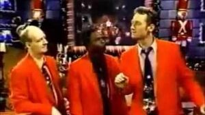 Wayne Brady, Colin Mochrie, Ryan Stiles Christmas