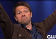 Whose Line?- Misha Collins dancing