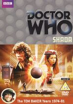 Shada DVD Cover
