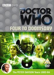 Dvd-fourtodoomsday