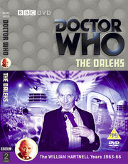 Dvd the daleks
