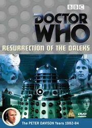 Dvd-resurrectionofthedaleks