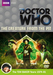 Dvd-creaturefromthepit