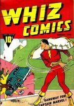 Whiz Comics 2