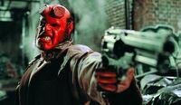 Hellboy's gotcha
