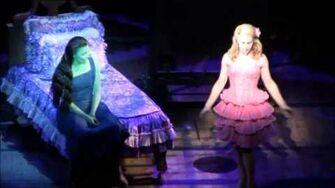 "Chandra Lee Schwartz - ""Popular"" - (Broadway 2012) Video HD-0"