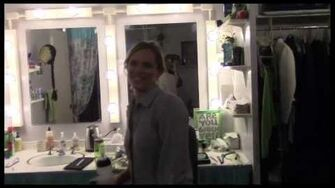 """Fly Girl Backstage at """"Wicked"""" with Lindsay Mendez, Episode 9 Pre-Anniversary Special-0"""