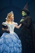 AMANDA JANE COOPER and DEE ROSCIOLI as Glinda and Elphaba2
